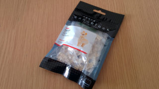 nanoblockアルパカクリームを買いました。