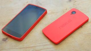 Nexus5純正ケースを4ヶ月使用してみて。