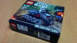 レゴ スター・ウォーズ マイクロファイター「クローン・ターボ・タンク」
