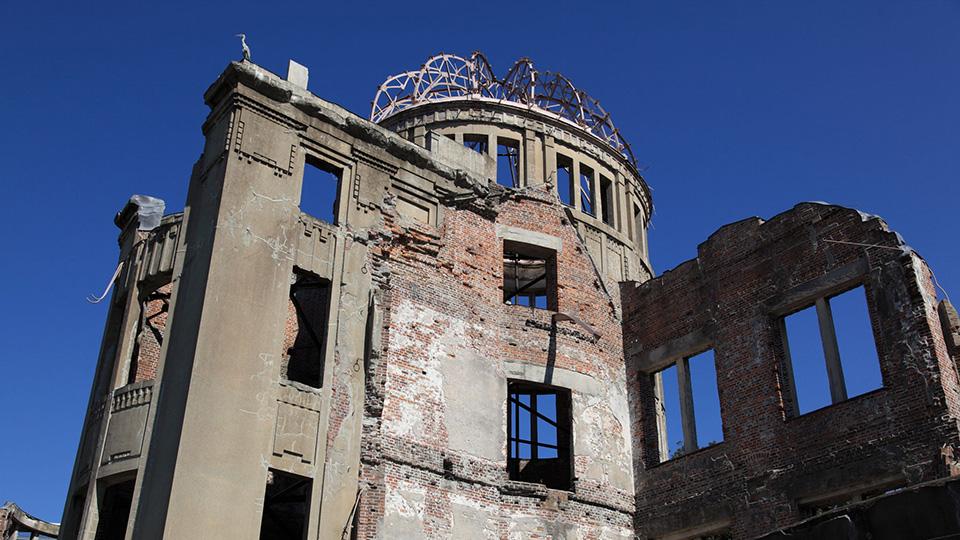 8月6日は広島市へ原子爆弾を投下された日