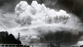 8月9日は長崎市へ原子爆弾を投下された日