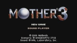 MOTHER3をプレイ。