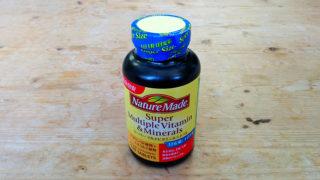 ネイチャーメイド スーパーマルチビタミン&ミネラルを買いました。