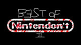 Best of Nintendon't 2に参加します。
