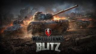 World of Tanks Blitzをはじめました。